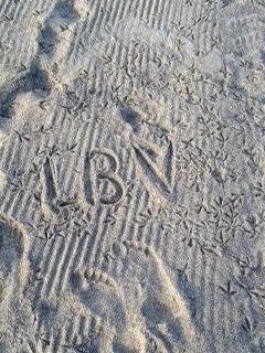 LBV en la playa