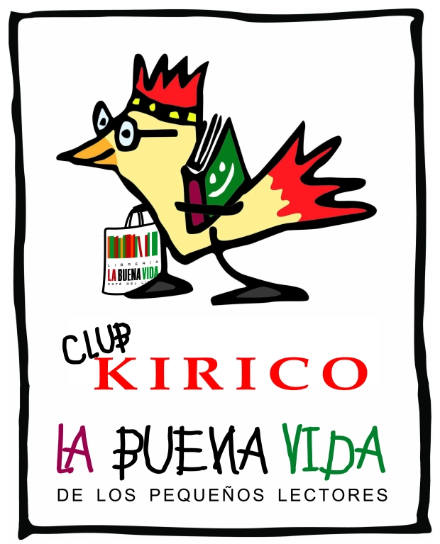 Logotipo Club Kiriko enmarcado
