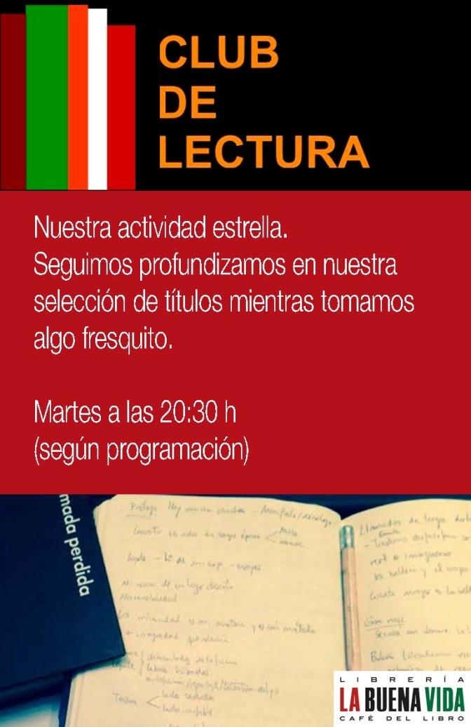 """Los veranos de LBV: """"Club de Lectura"""""""