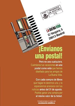 cartel postal web